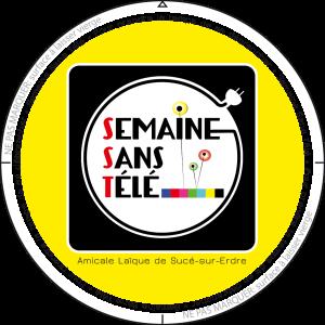 Badge Logo ALS Semaine Sans Télé